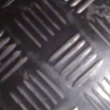 Checker Plate Rubber Matting