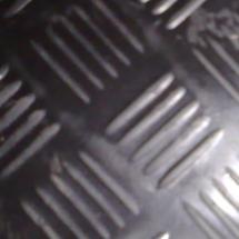 Checker Plate Rubber Matting